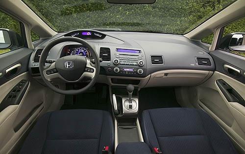 Pre Owned 2008 Honda Civic Hybrid 4dr Sedan H152736a