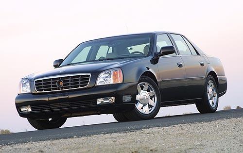 Deacon Jones Kia >> Pre-Owned 2004 Cadillac DeVille