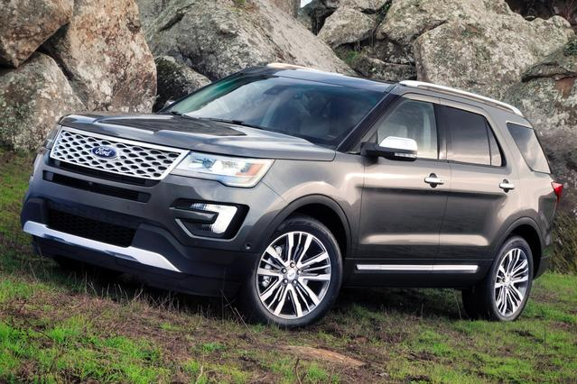 new 2016 ford explorer limited 16t0622. Cars Review. Best American Auto & Cars Review