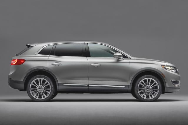 Design Elevates 2016 Lincoln MKX 2.7L AWD - Page 2 - Ford Inside News Community
