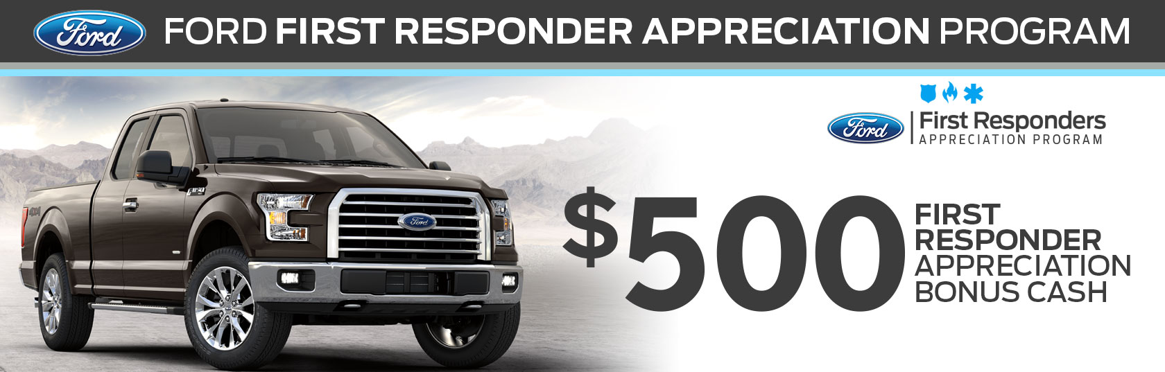 first responder 39 s appreciation program. Cars Review. Best American Auto & Cars Review